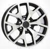 "Black and Machine 20"" Honeycomb Wheels for GMC Sierra, Yukon, Denali - New Set of 4"