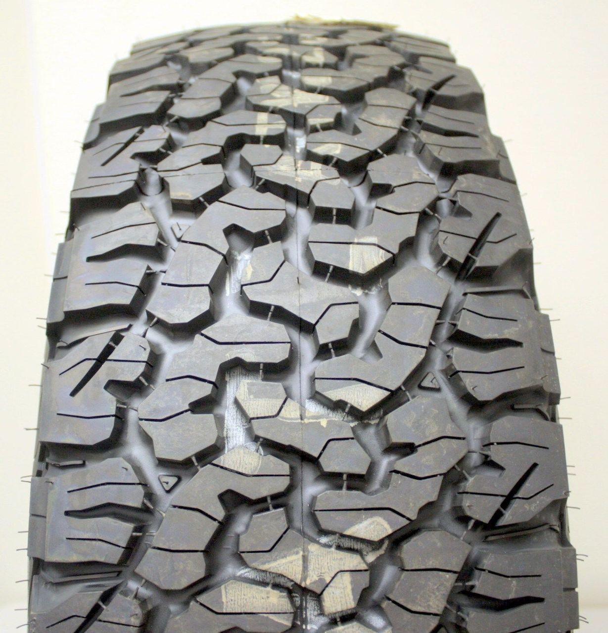 "20"" 8 Lug 8-180 Chrome Wheels With BFG A/T KO2 275/65/20 Tires for 2011-2018 Chevy Silverado HD 2500 3500 - New Set of 4"