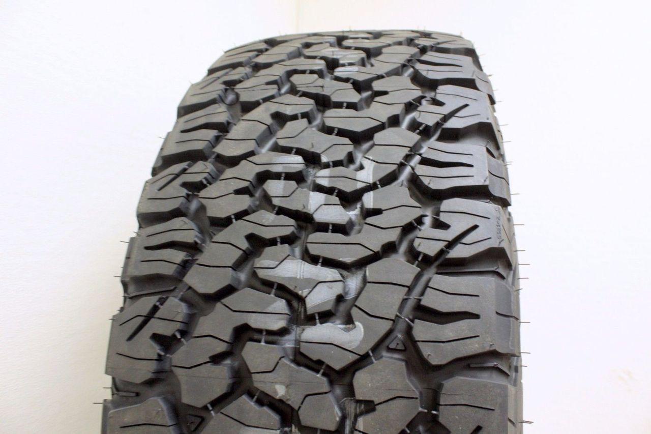 "Chrome 20"" Split Spoke Wheels with BFG KO2 A/T Tires for Chevy Silverado, Tahoe, Suburban - New Set of 4"