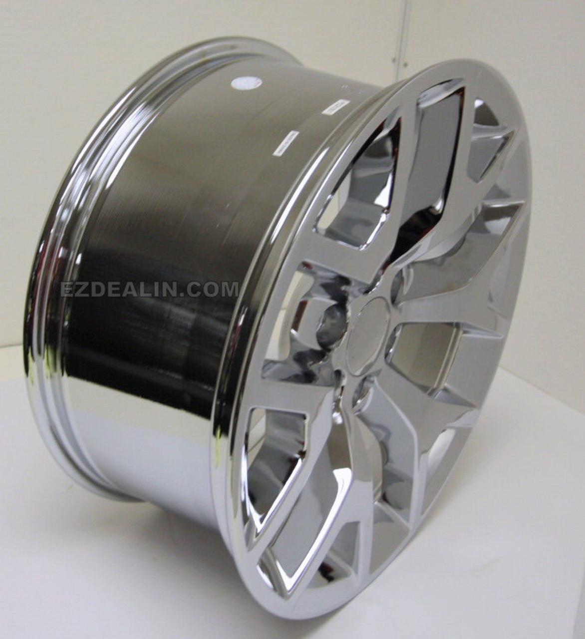 "Chrome 20"" Honeycomb Wheels for GMC Sierra, Yukon, Denali - New Set of 4"