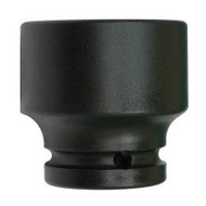 "2"" TorcUp 2 1/2"" Dr Shallow Impact Socket 6 Pt - T-4032"