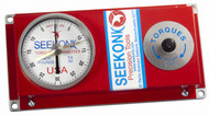 1/4'' Dr 0 - 30 In Lbs Seekonk Torque Tester With Memory Needle - TA-30