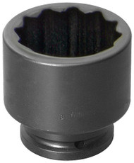 "1 11/16"" Williams 1 1/2"" Dr Impact Socket 12 Pt - 41154"
