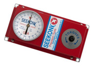 1/4'' Dr 0 - 100 In Lbs Seekonk Torque Tester With Memory Needle - TA-100