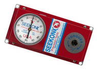 "3/8"" Dr 0 - 150 In Lbs Seekonk Torque Tester With Memory Needle - TA-150"