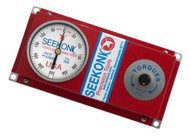 "3/8"" Dr 0 - 300 In Lbs Seekonk Torque Tester With Memory Needle - TA-300"
