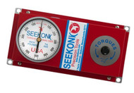 "3/8"" Dr 0 - 600 In Lbs Seekonk Torque Tester With Memory Needle - TA-600"