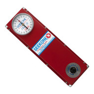 1/2'' Dr 0 - 200 Ft Lbs Seekonk Torque Tester With Memory Needle - TAF-200