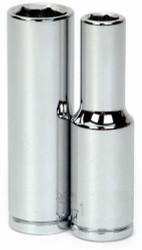 "9MM Williams 1/2"" Dr Deep Socket 6 Pt - 32709"