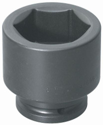 "1 11/16"" Williams 1 1/2"" Drive Impact Socket - 6 Pt"