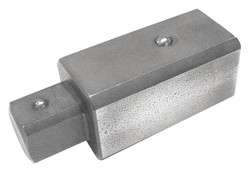 "CDI 1/4"" x 1/4"" Male Square Adaptor - 2344-0051-11"