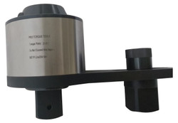 """5,531 Ft Lbs 1 1/2"""" Dr 20.4:1 PTT Planetary Gear Torque Multiplier With Reaction Plate - TM-75F"""