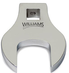 "1 3/16"" Williams 1/2"" Dr Open End, Crowfoot Wrench - 10814"