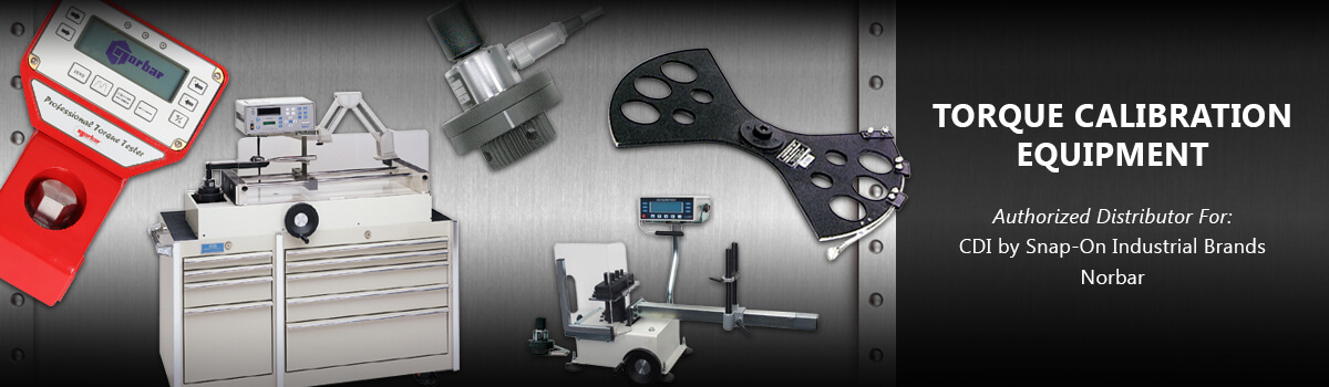 Torque Calibration Systems Transducers