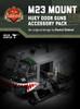 M23 Mount - Huey Door Guns Accessory Pack