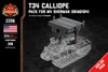 T34 Calliope - Pack for M4 Sherman