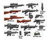 BrickArms Vietnam Weapons Pack