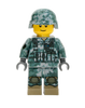 Modern Combat ACU (Army Combat Uniform) Complete Minifig Set - Water-Slide Decals