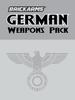 BrickArms German Weapons Pack