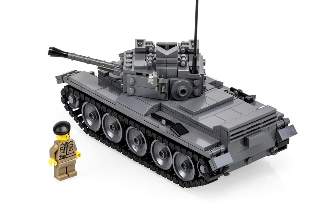 A27M Cromwell IV - British Cruiser Tank