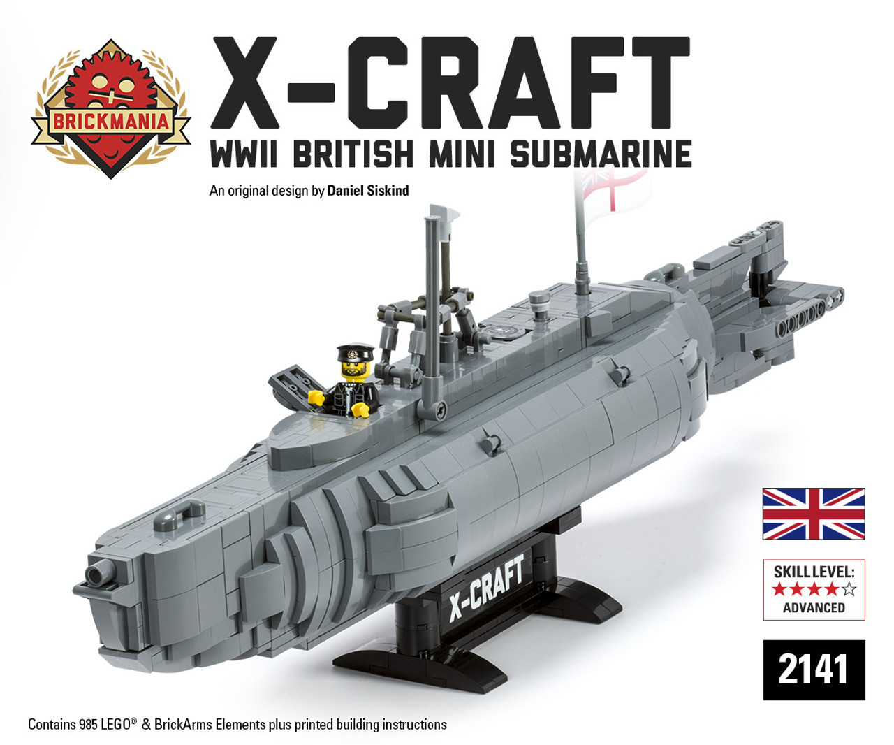 how to build a mini submarine in battleship craft