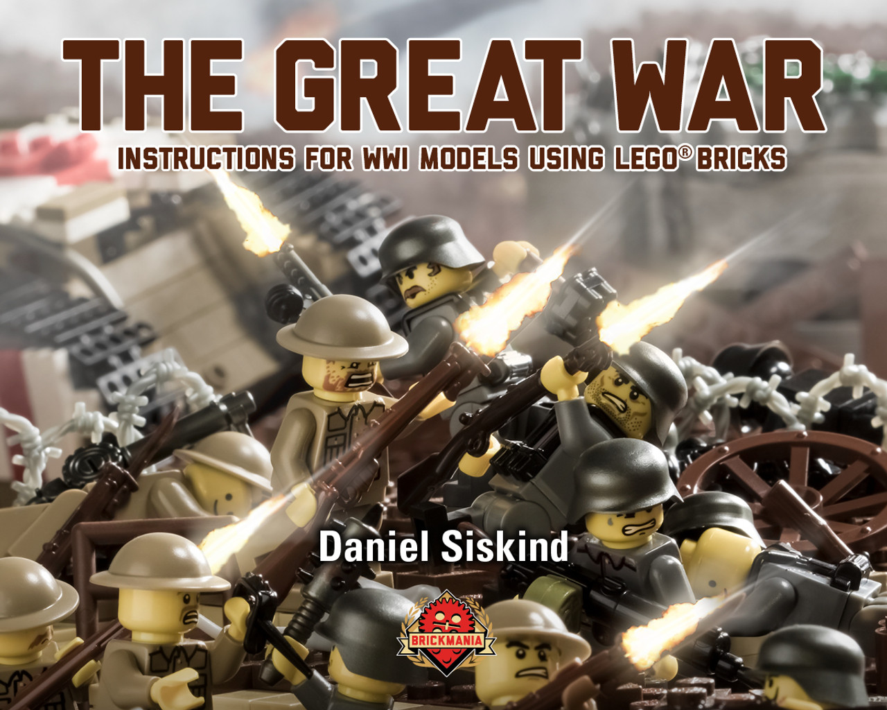 The Great War Instructions For Wwi Models Using Lego Bricks