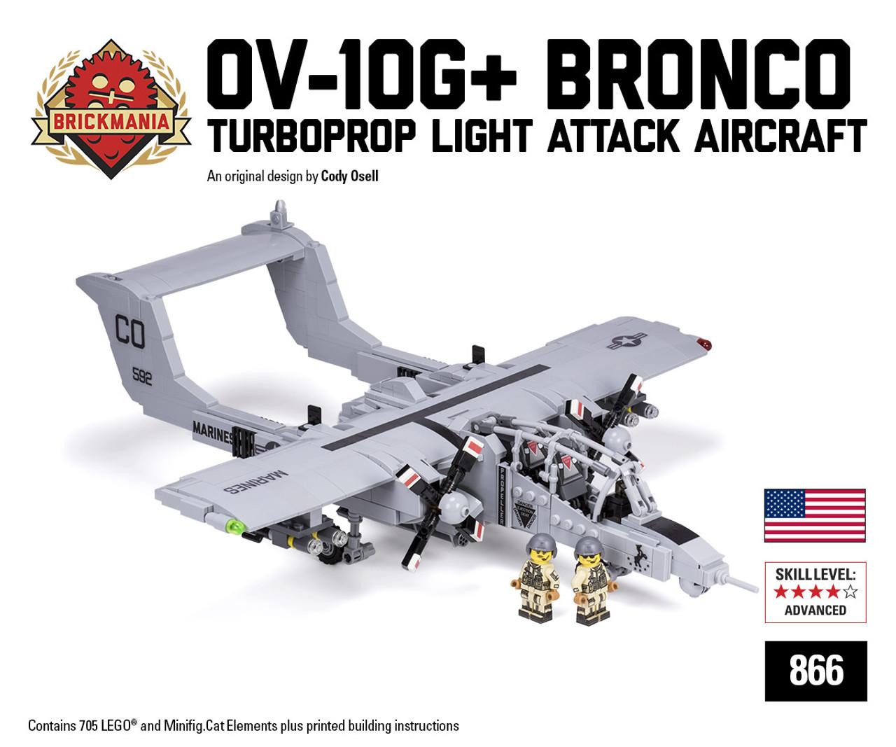 OV-10G+ Bronco
