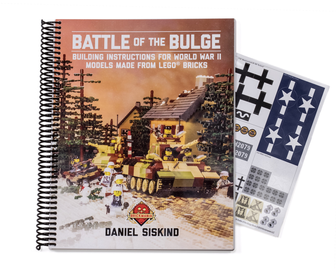 Battle Of The Bulge Building Instructions For World War Ii Models