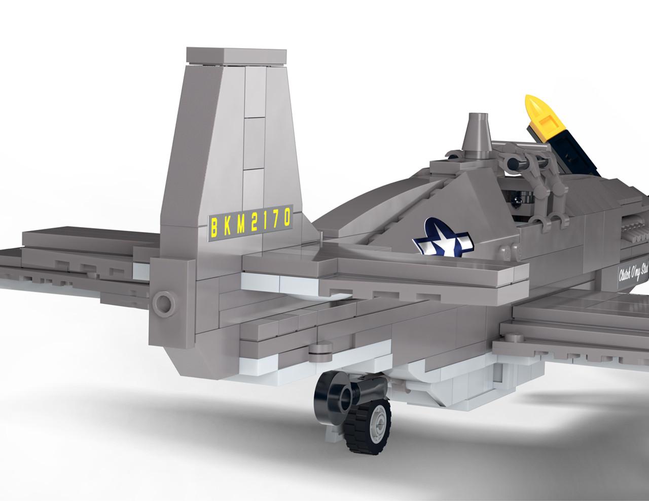 P-51B Mustang - Long-Range Bomber Escort
