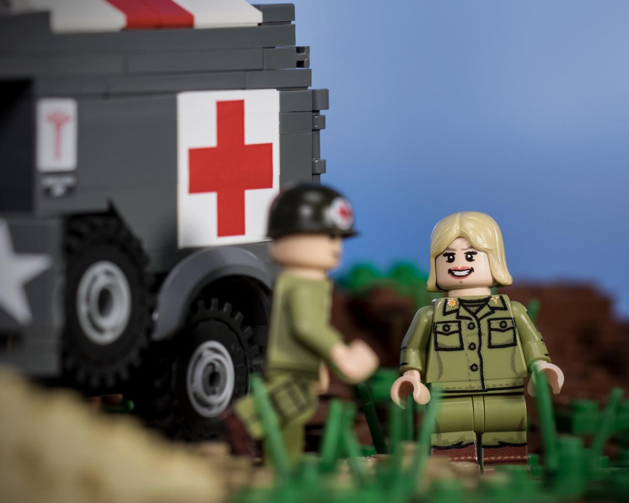 Korean War US Army MASH Nurse
