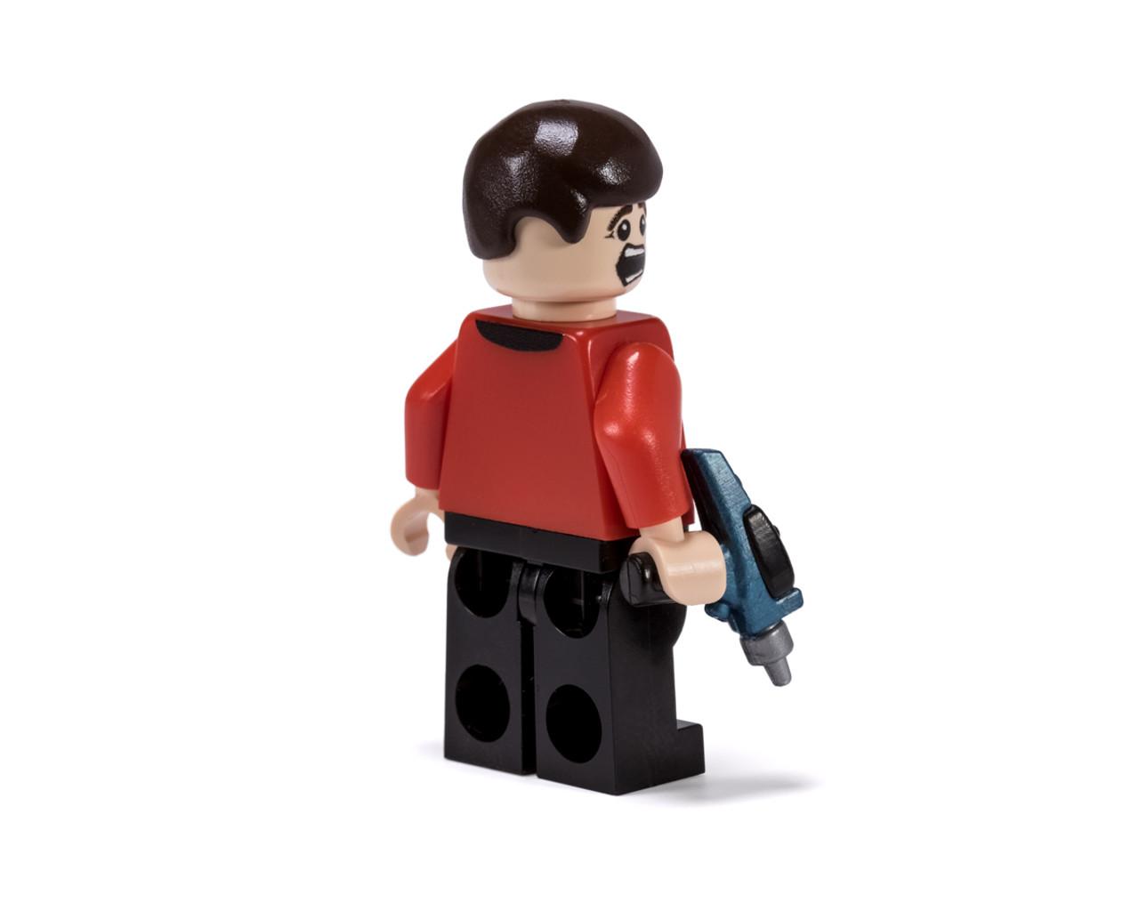 Starship Red Shirt