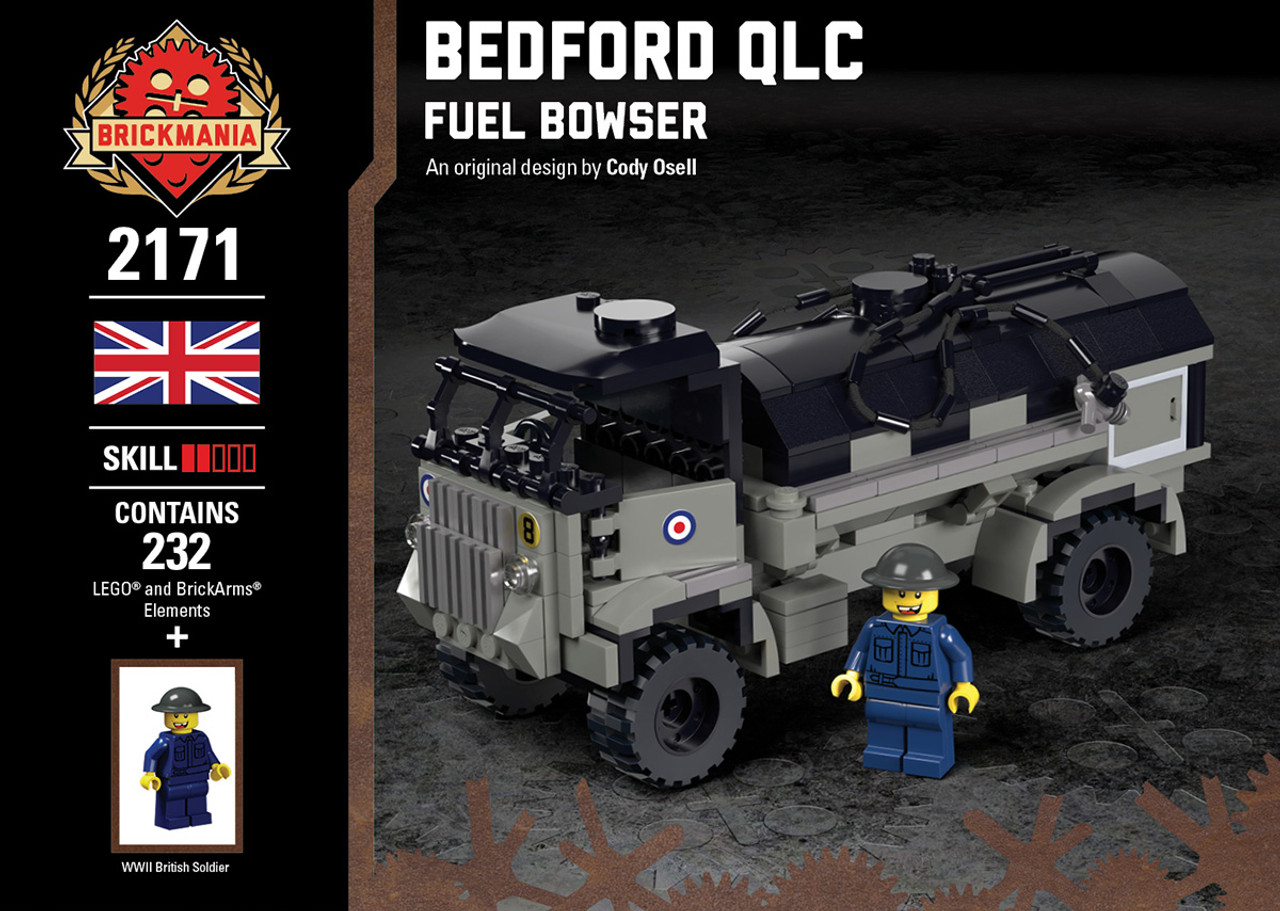 Bedford QLC - Fuel Bowser
