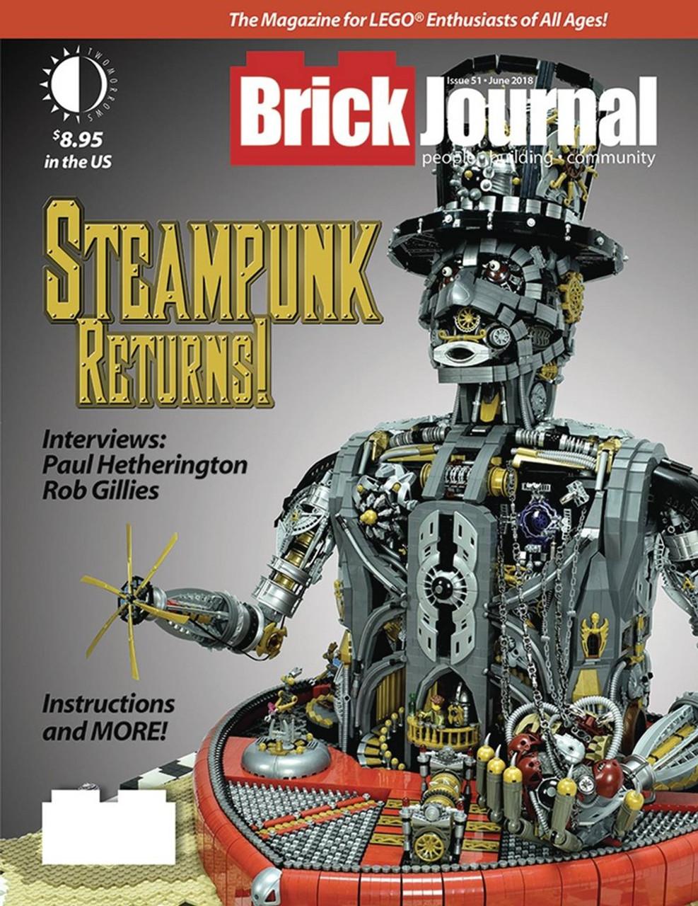 BrickJournal: Issue 51 - June 2018