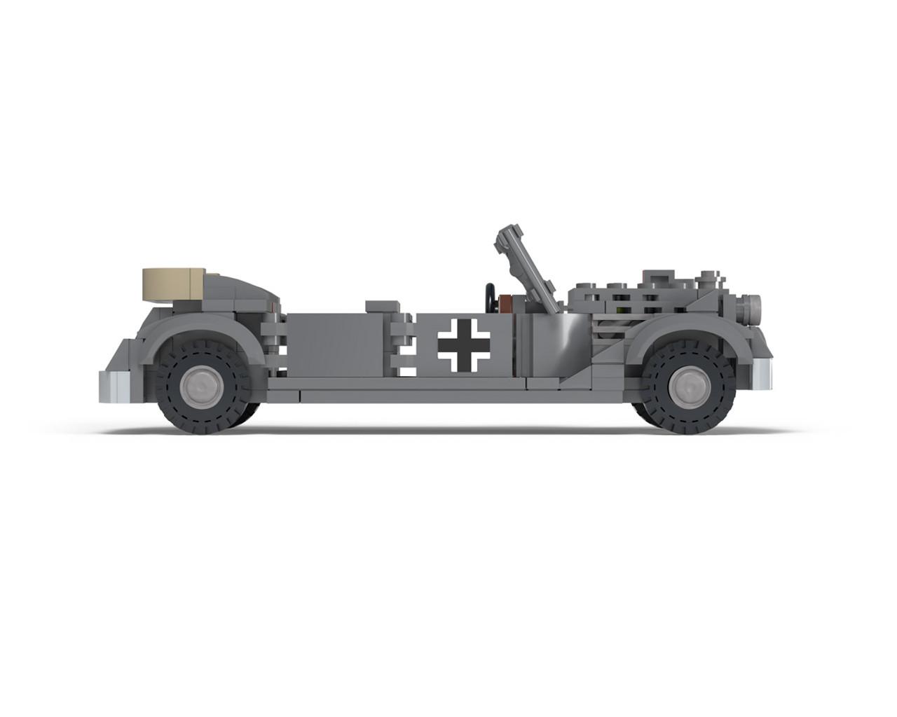 WWII German Staff Car