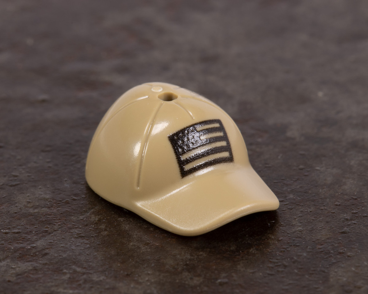 Operator Hat with Subdued US Flag