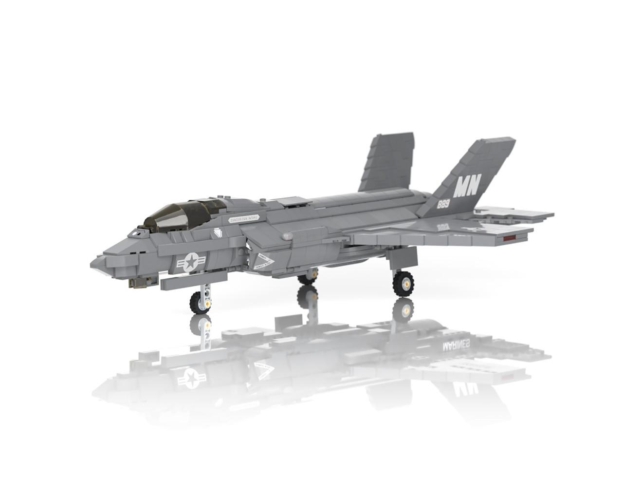 F-35B Lightning II - STOVL Stealth Multirole Fighter