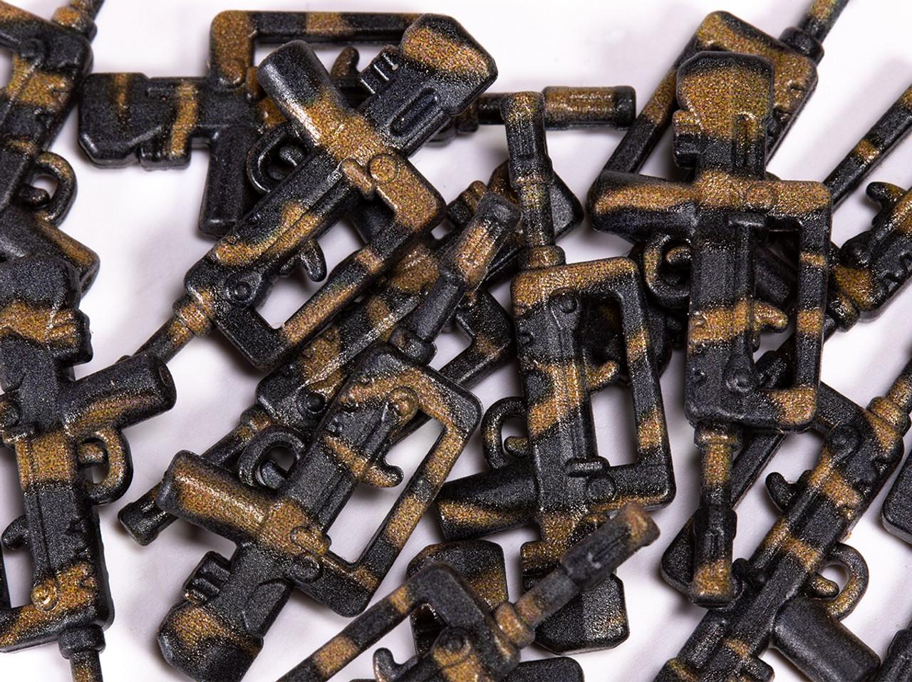 BrickArms French Bullpup Rifle - Custom Printed Camo