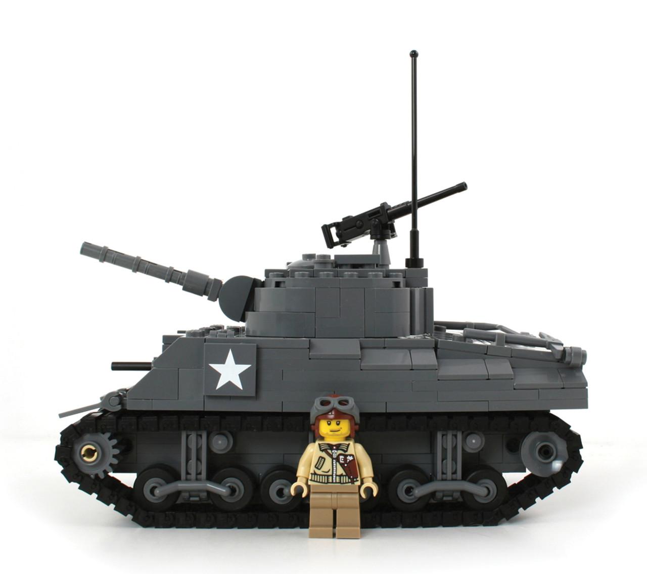 M4 Sherman - Allied Medium Tank