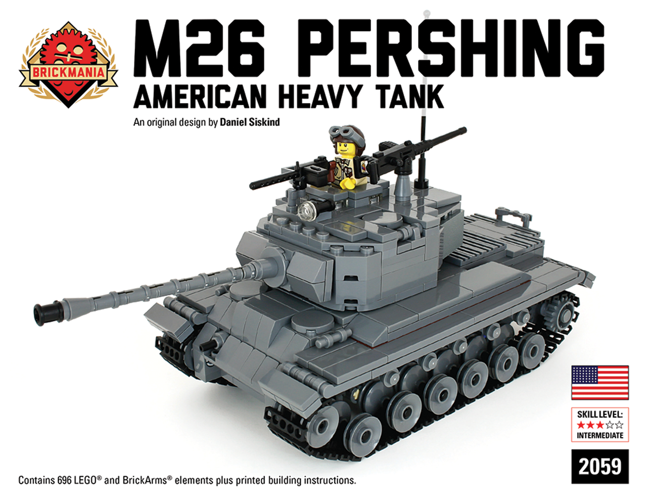 M26 Pershing Tank - Premium Black Box Edition Kit