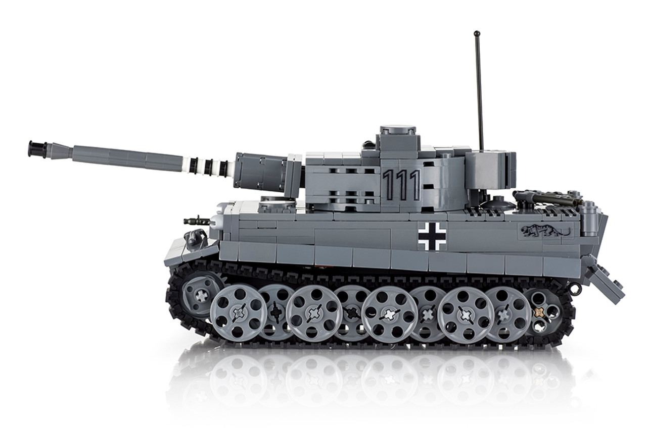 Tiger I Ausf H - Premium Black Box Kit