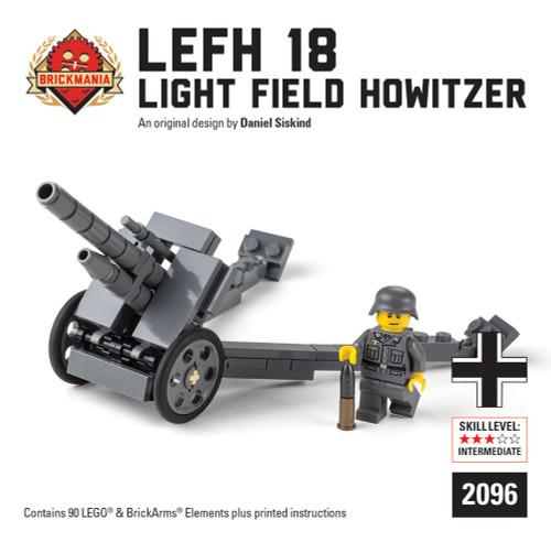 10.5cm leFH 18 Light Field Howitzer