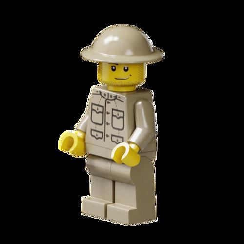 WWI US Soldier
