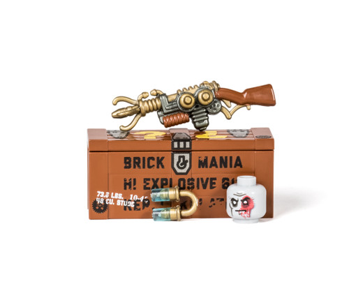 Mystery Crate with Wunderwaffe DG-2BA & Divinium Ammo and Vials