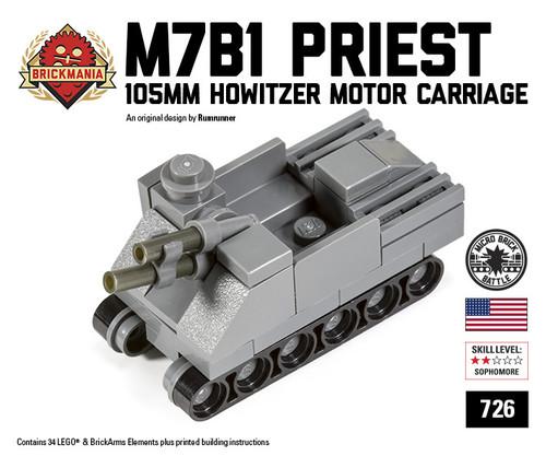 Micro Brick Battle - M7 Priest