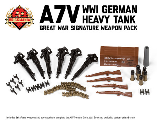 A7V Signature Weapon Pack