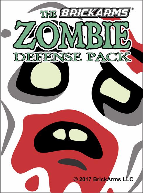 BrickArms Zombie Defense Pack (2017)