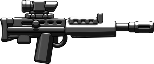 BrickArms L85A1