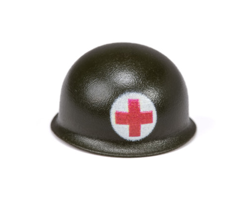 WWII US Army Medic Helmet