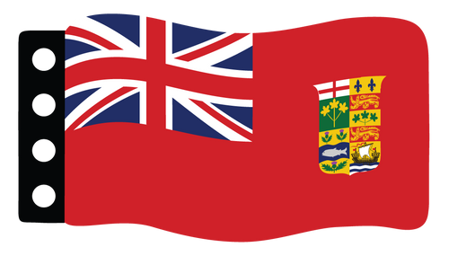 Flag - Canada (Red Ensign)