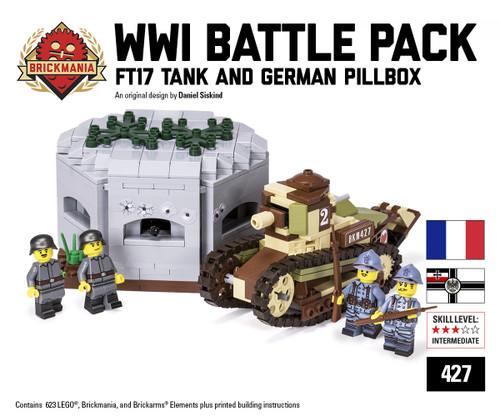 WWI Battle Pack (2017)